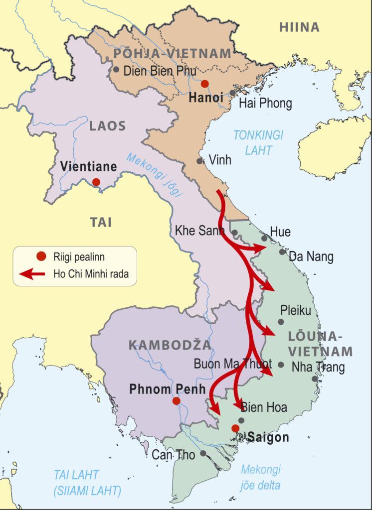 Vietnami sõda (õpik lk 120)
