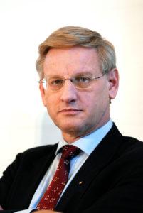 Carl Bildt (Allikas: Johannes Jansson / Wikimedia Commons)