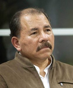 Daniel Ortega (Allikas: Ecuadori välisministeerium / Wikimedia Commons)