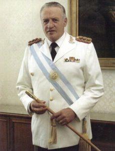 Leopoldo Galtieri oli Argentiina president aastatel 1981–1982 (Allikas: Presidencia de la Nación Argentina / Wikipedia)